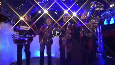 Video: BrassAppeal live beim RBB
