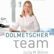 Julia M. Böhm - Konferenzdolmetscherin, Simultandolmetscherin