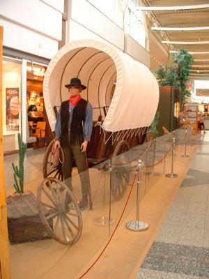 Karl May Ausstellung 2011 - Planwagen Karl May Ausstellung 2011 - Planwagen