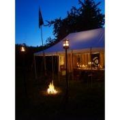 Historische Zelte und Themendekorationen Historical Tents and Decoration