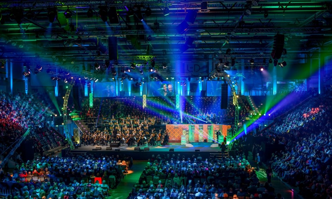 500 Jahre Martin Luther Reformationsgala