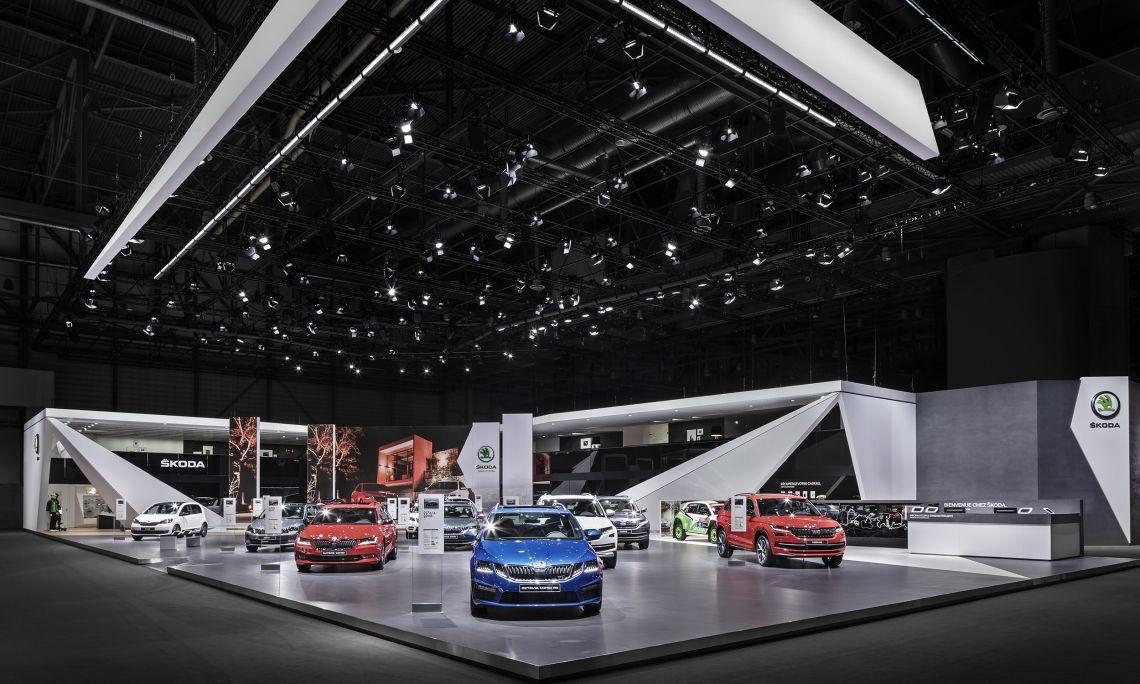 Internationaler Automobilsalon Genf 2017,  ŠKODA