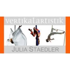 Julia Staedler - Vertikalartistik