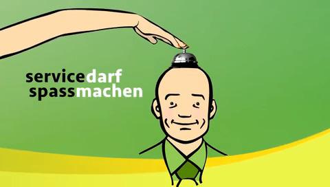Waldemar Müller - Der PowerDienstleister Service Key Note
