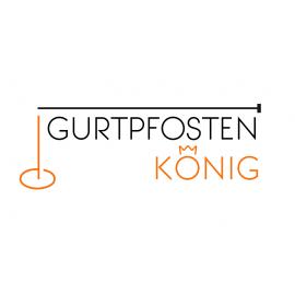 Gurtpfosten König Gurtpfosten & Absperrpfosten