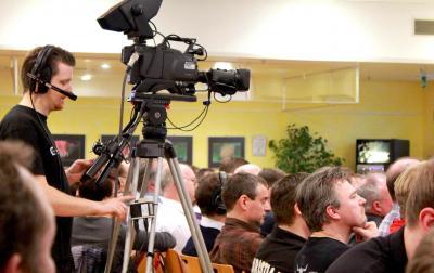 Industrie-Veranstaltung Liveübertragung und -aufzeichnung bei Industrie-Veranstaltungen