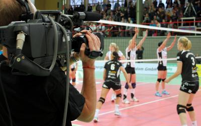 Volleyball Bundesliga Übertragung der Volleyball Bundesliga