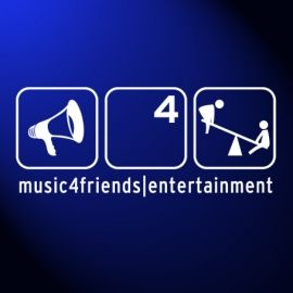 music4friends I entertainment GmbH Livebands & DJs für Events