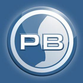 PB-Logo, 3D, Schein
