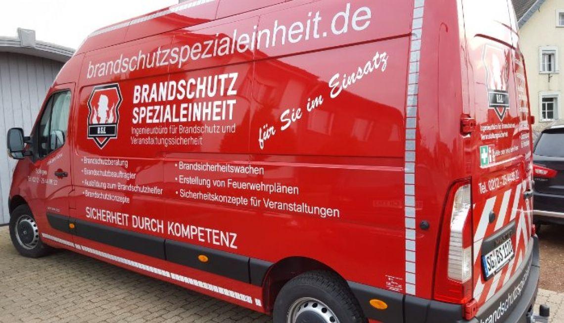 Auch in Sachen Brandschutz gut aufgestellt Mit unserem kompetenten Partner, der Brandschutzspezialeinheit (www.brandschutzspezialeinheit.de).