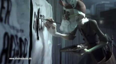 Onlineprinters 2. TV Spot 2011