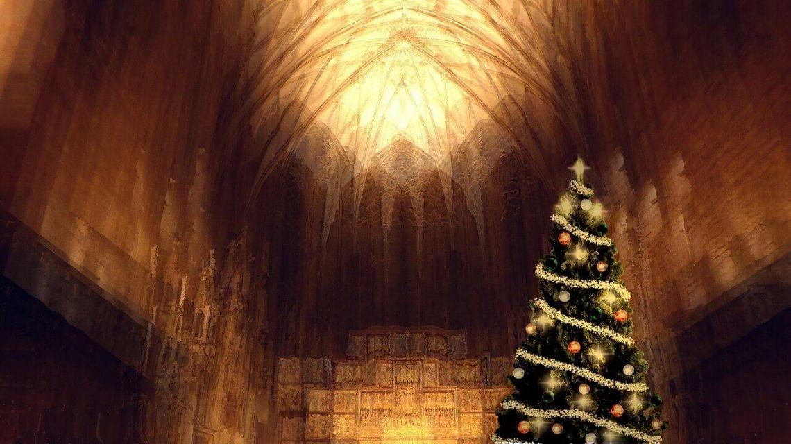Gala im Hamburger Michel  Die Krypta des Hamburger Michels, bietet den idealen Rahmen für eine festliche Weihnachtsfeier.