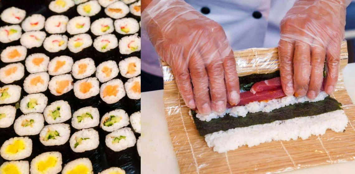 Teambuilding mal anders Sie lieben Sushi? Dann ist unser Sushi Kurs die beste Idee für Ihr nächstes Teambuilding.