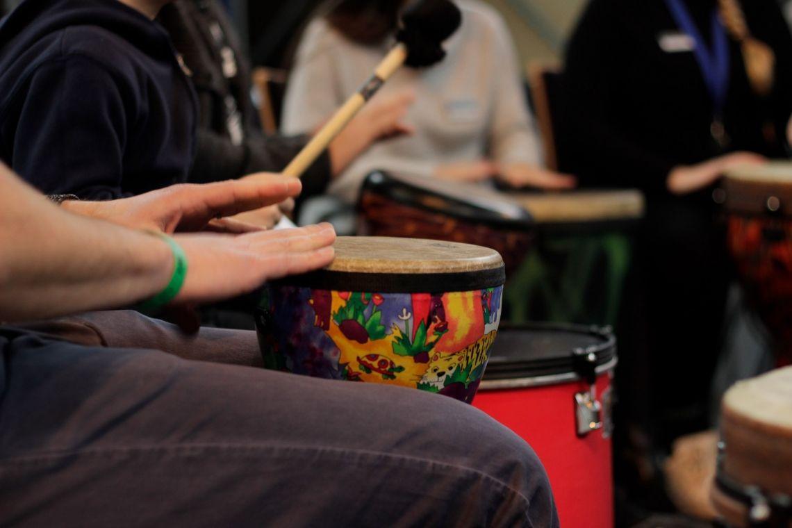 Drum Circle - für jeden etwas dabei #1