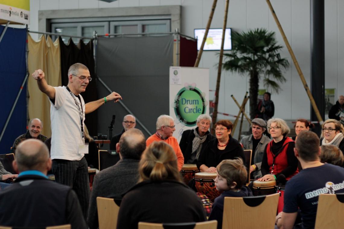 Drum Circle - ein nachhaltiges Gemeinschafterlebnis
