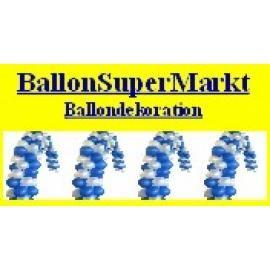 Ballonsupermarkt Fachhandel: Ballons, Helium, Dekoration