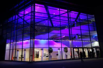 Architekturbeleuchtung  Events erleben!