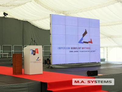 Videotechnik Events erleben!