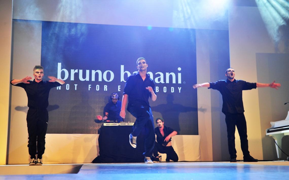 The Saxonz für Bruno Banani (®Valentin-O/Kai Schmidt, 2016)