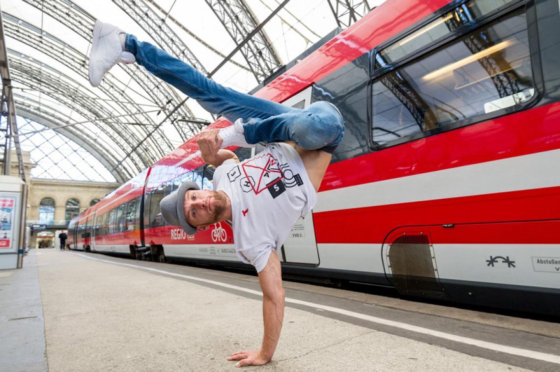 THE SAXONZ - Imagefilm für die Deutsche Bahn AG (® Centre Films, 2015)