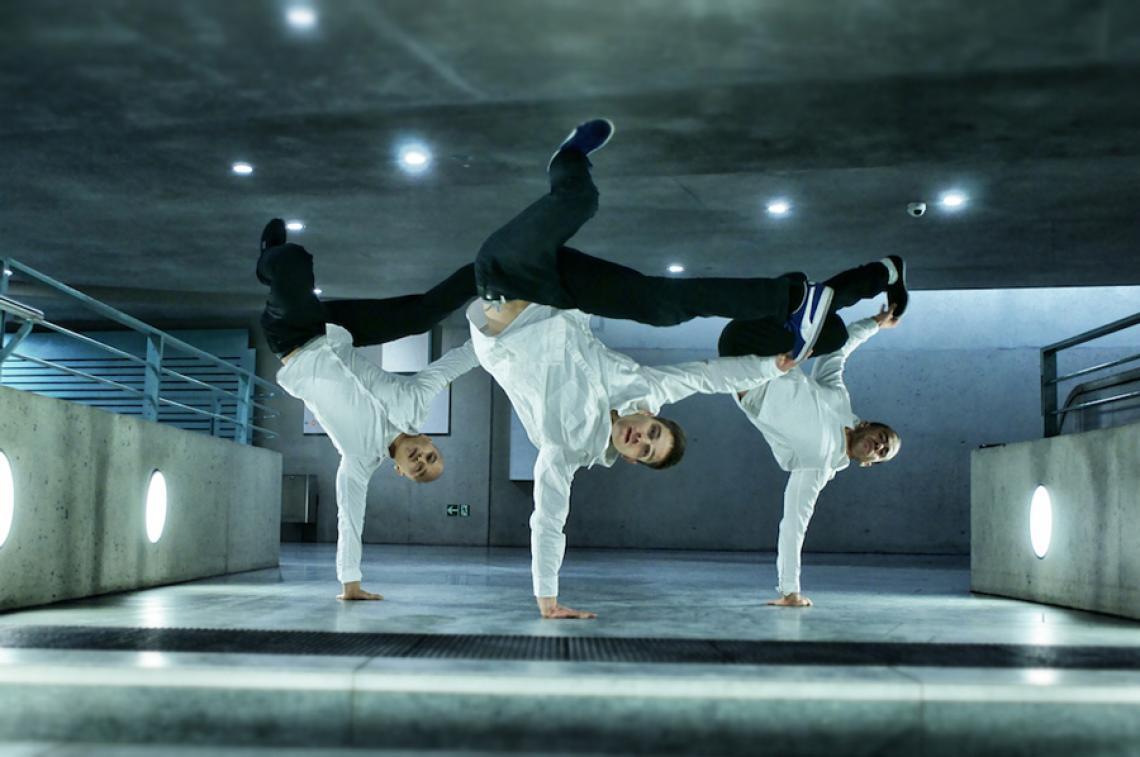 TOPP DOGGZ - Breakdance