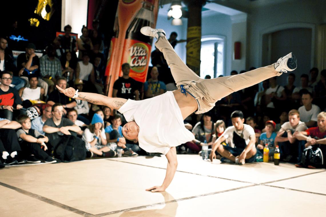 Vita Cola Kingz Of The Circle - Breakdance Wettbewerb (®Christoph Seidler, 2011)
