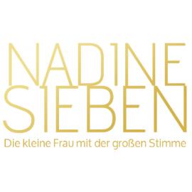Nadine Sieben  Die kleine Frau mit der großen Stimme