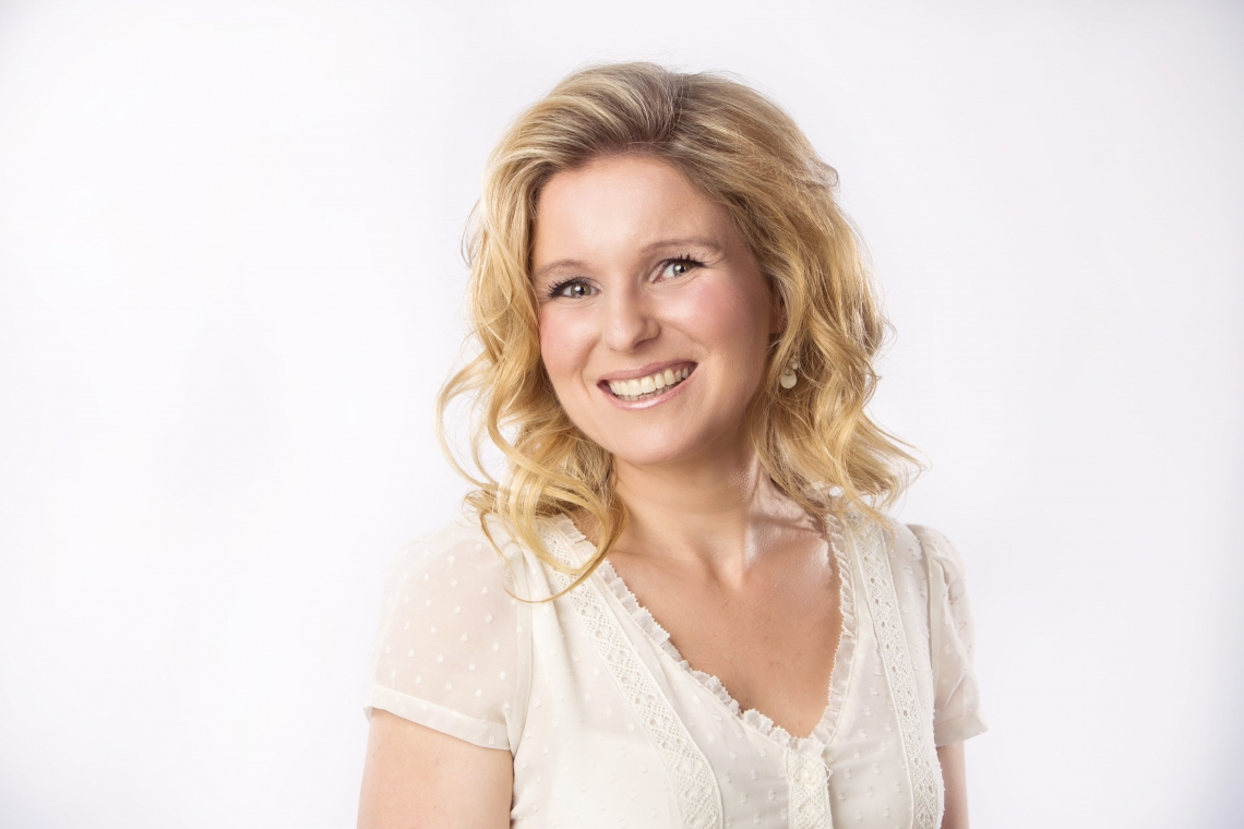 Nadine Sieben (Foto: Elfriede Liebenow)