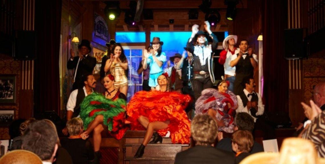 Western-Abend im Silver Lake Saloon