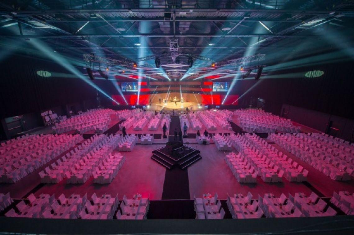 Europa-Park Arena  Event- und Medienhalle