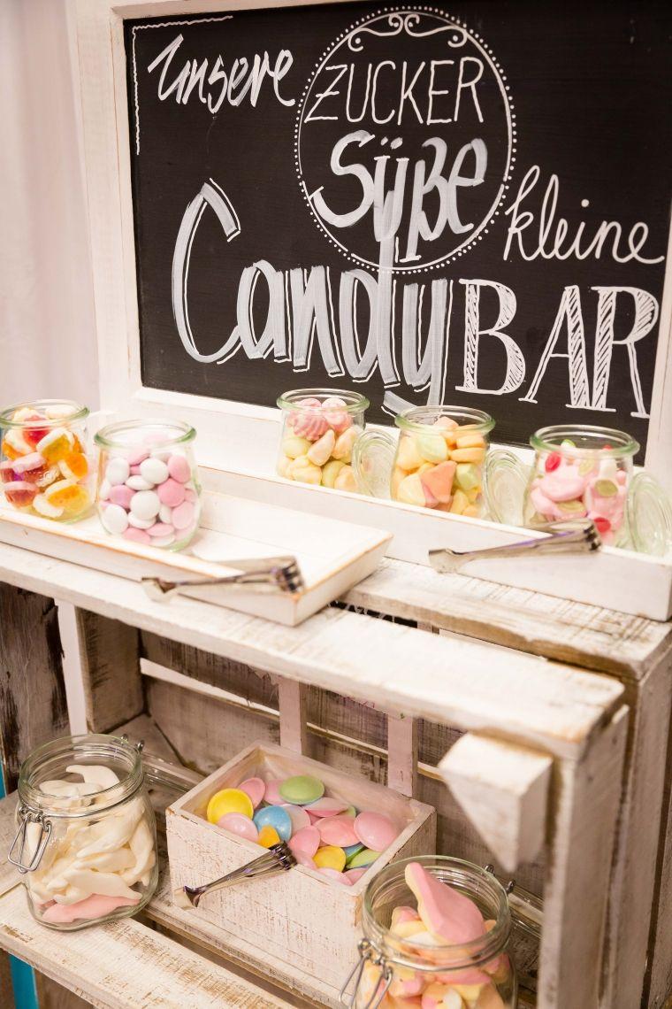 DEKO-LINE auf der Hochzeitsmesse in Gießen- Cady Bar DIY