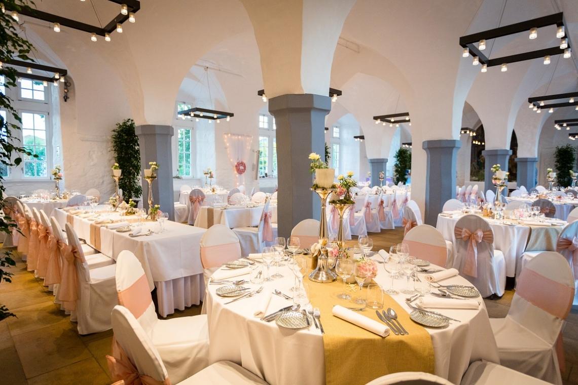 Schloss Butzbach - zartes Prinzessinnen-Ambiente