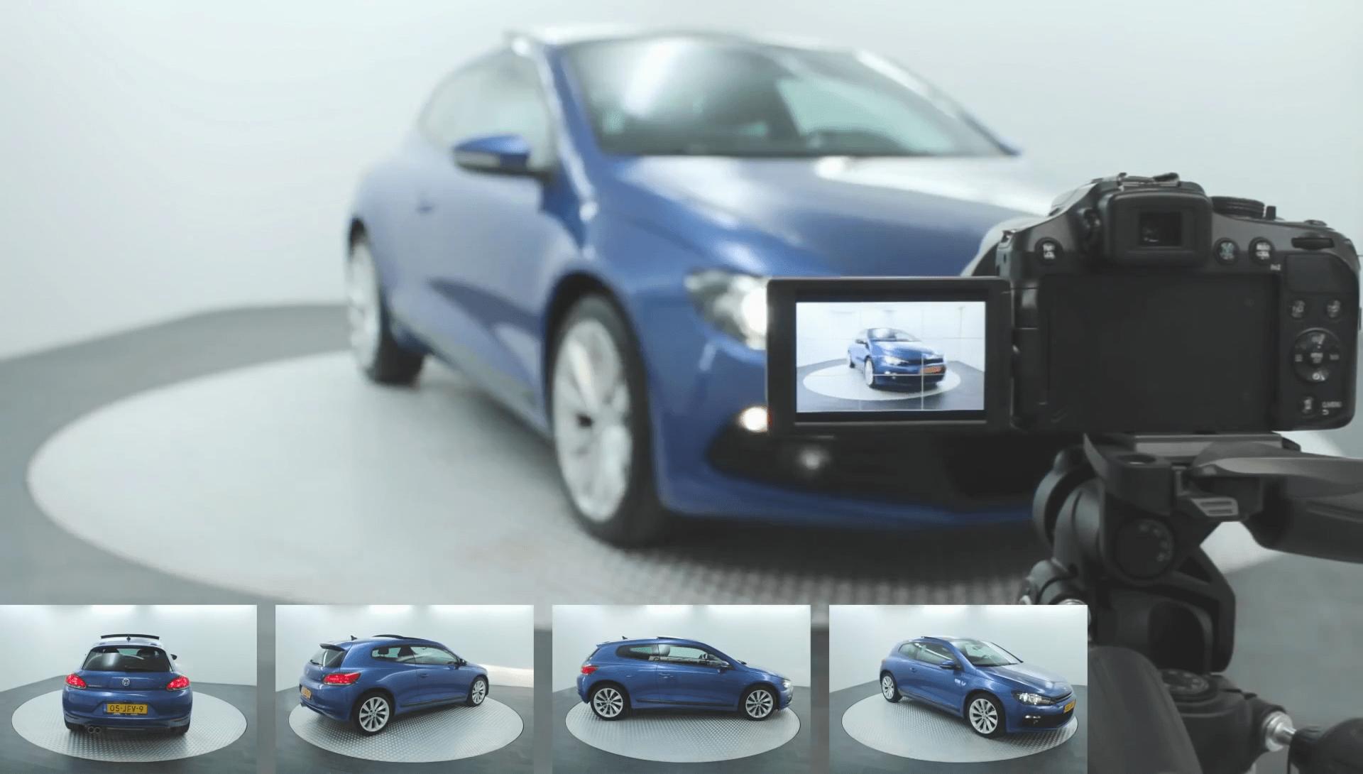 Drehscheiben für Autofotografie | Pre-Motion