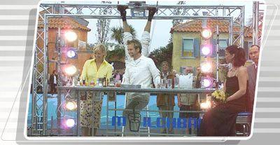 Die Cocktailexperten des ZDF-Fernsehgarten TakeTwo sind die Cocktailexperten des ZDF-Fernsehgarten.