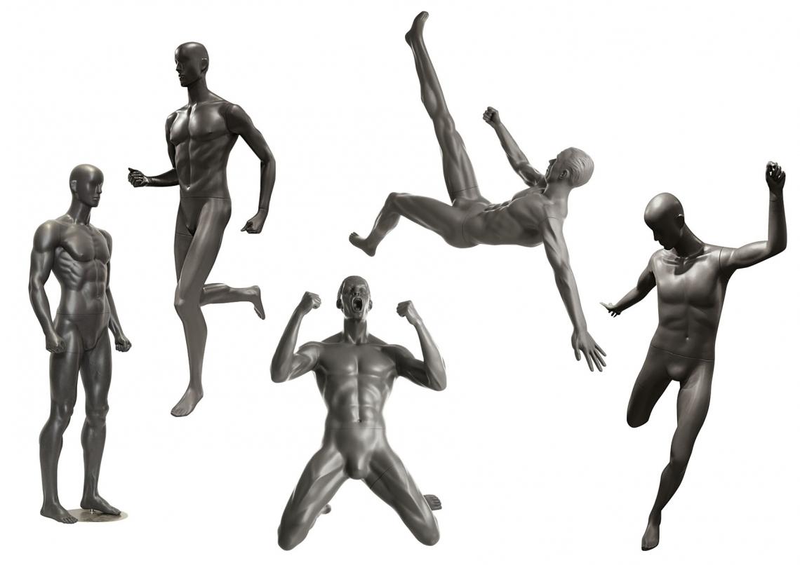 Sport-Mannequins