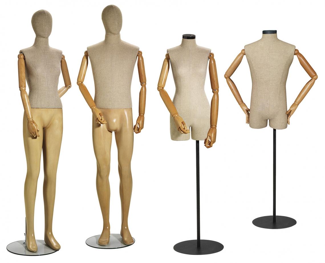 Vintage-Mannequins