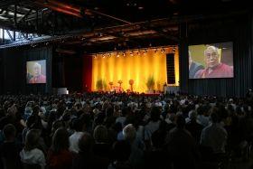 Dalai Lama Freiburg