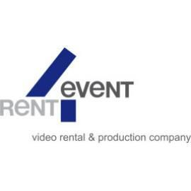 rent4event GmbH video rental & production company