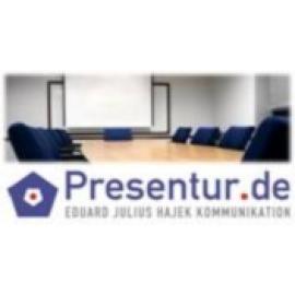 Presentur.de Eduard Julius Hajek Kommunikation