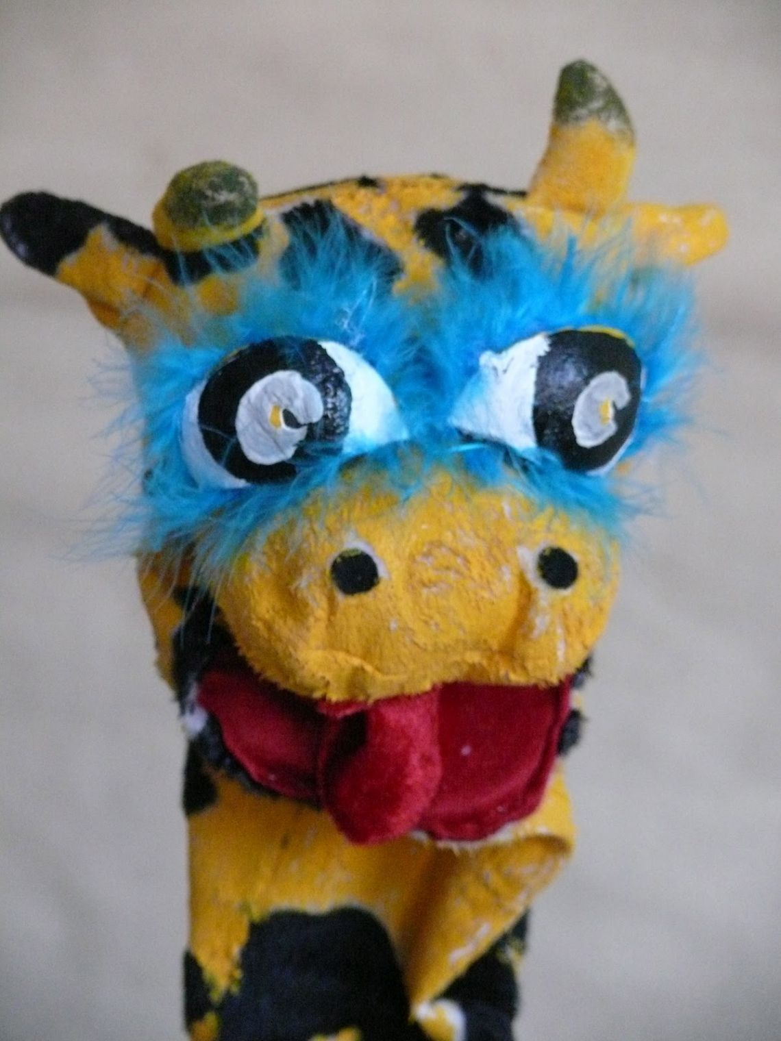Giraffe, die Diva