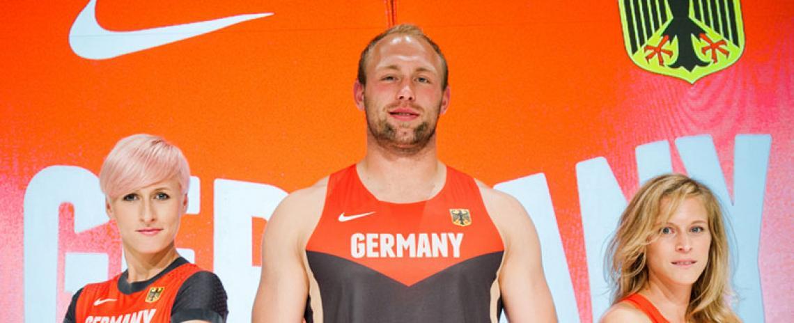 Deutscher Leichtathletik Verband, Olympia Trikot Launch