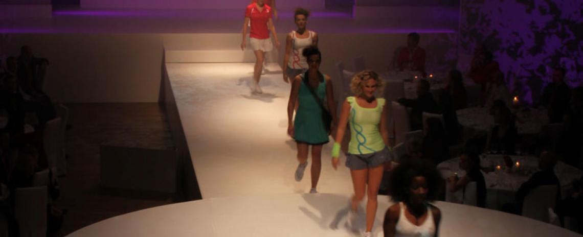 Nike AGS, Fashionshow zur Kollektionspremiere