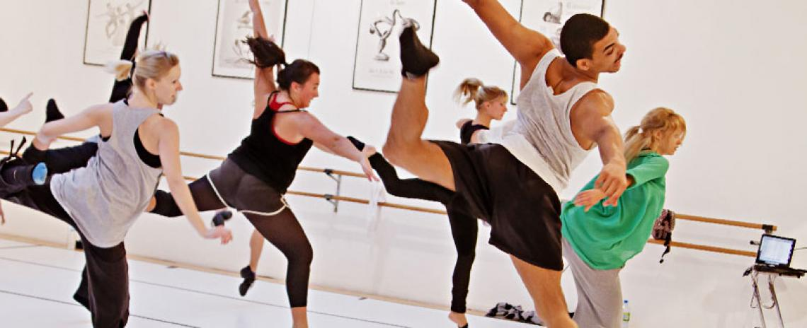 Rock the Ballet, Professional Workshop