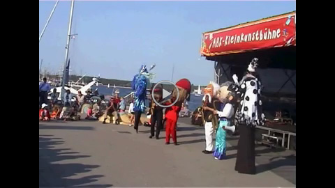 Video: Kieler Woche 2008