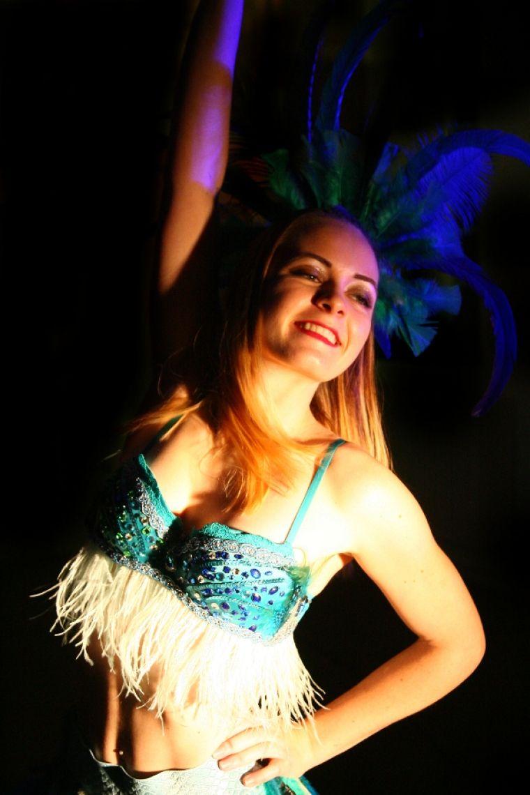 Brasilianischer Tanz