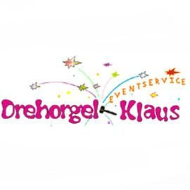 Drehorgel-Klaus Clown-Klaus