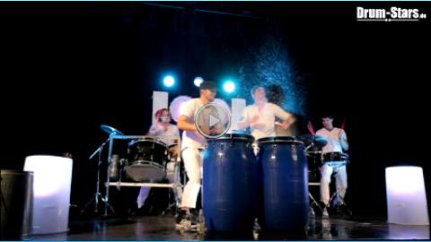 Video: K�nstler: Drum-Stars