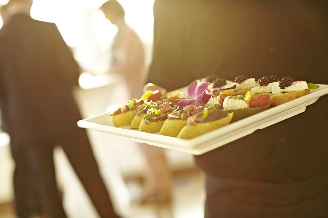 Meeting Platten Feines Fingerfood für Ihre Gäste.
