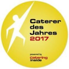 Caterer des Jahres 2017 aveato ist Caterer des Jahres 2017.