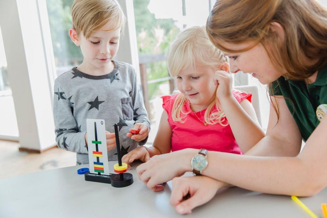 Momentaufnahme Kinderlabor: Magnetismus